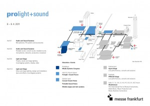 Prolight+Sound 2011