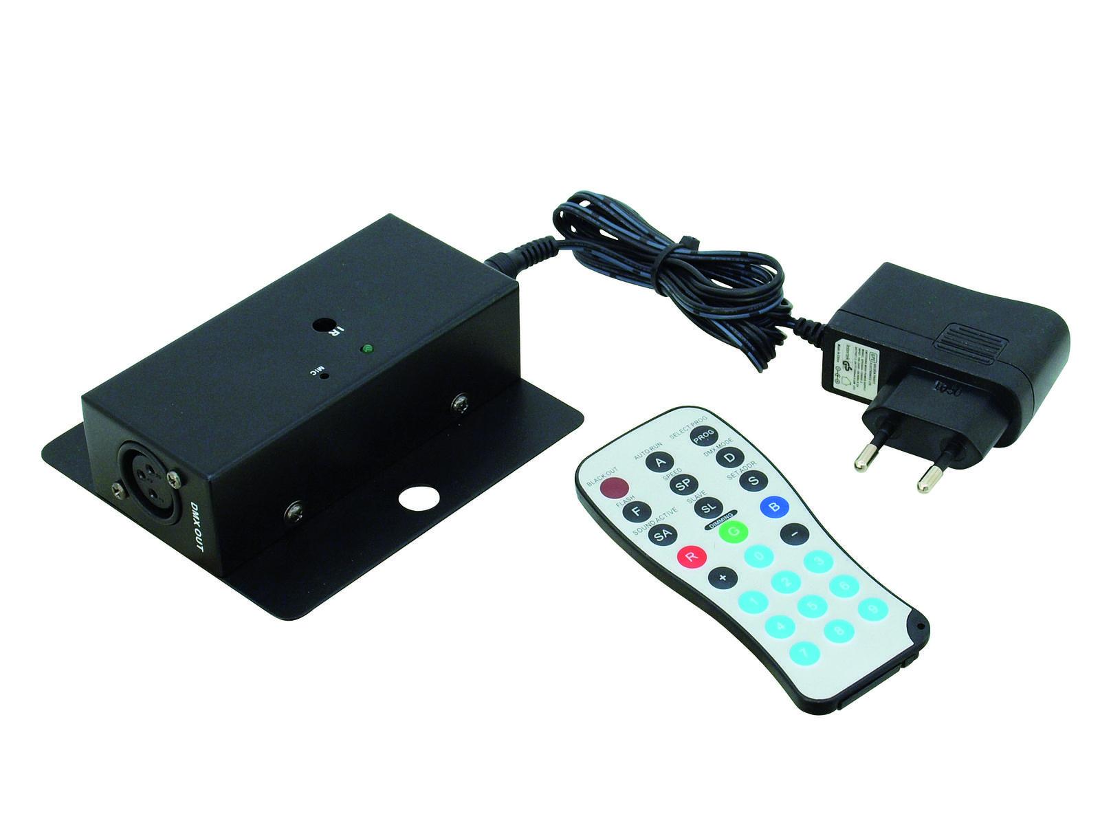 Eurolite-DMX-LED-Operator-IR2DMX-70064511b1 Verwunderlich Led Spots Mit Fernbedienung Dekorationen