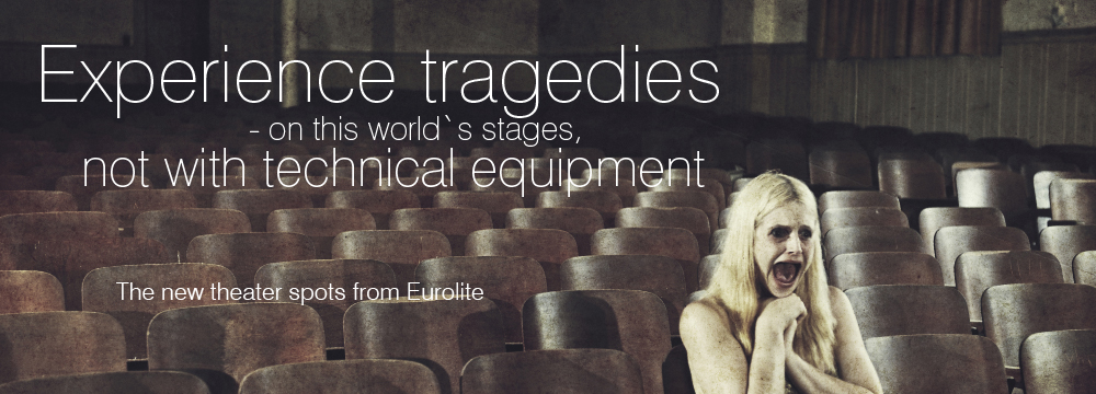 Eurolite Theatre Spot
