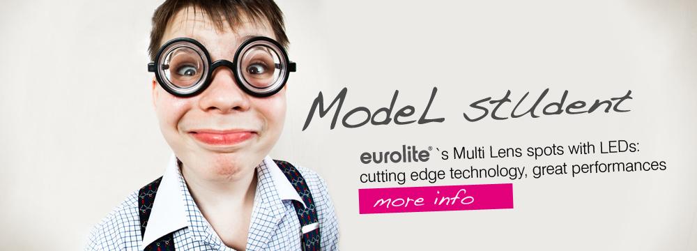 EUROLITE LED ML spots