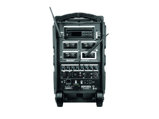 Omnitronic MOM: Modular PA system